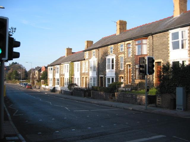 Norton Terrace, Llanbadarn Road, Aberystwyth