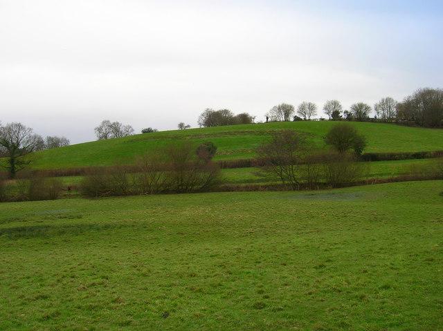 Valleyside, Eggshole Brook