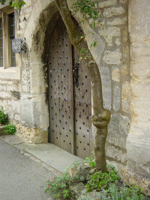 Doorway in Painswick