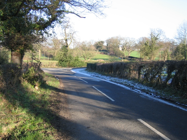Dark Lane and Woodsfin Lane Junction