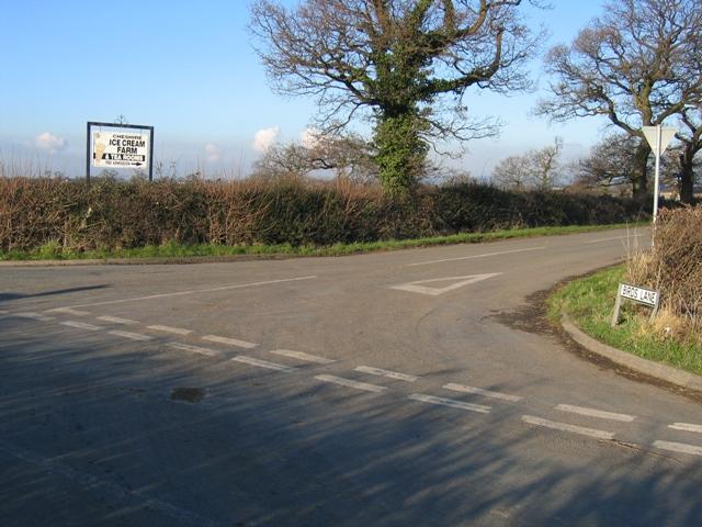Birds Lane, Tattenhall