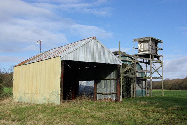 Structures, Sparrwood Farm