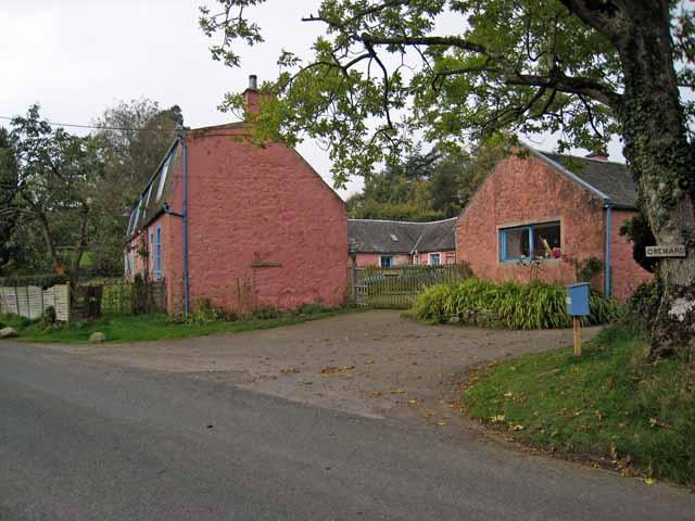 Orchard Farm, Kirkmichael