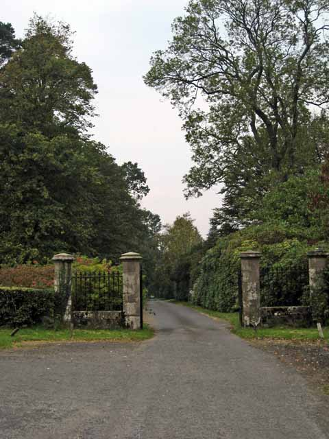 Gateway to the Bargany Estate