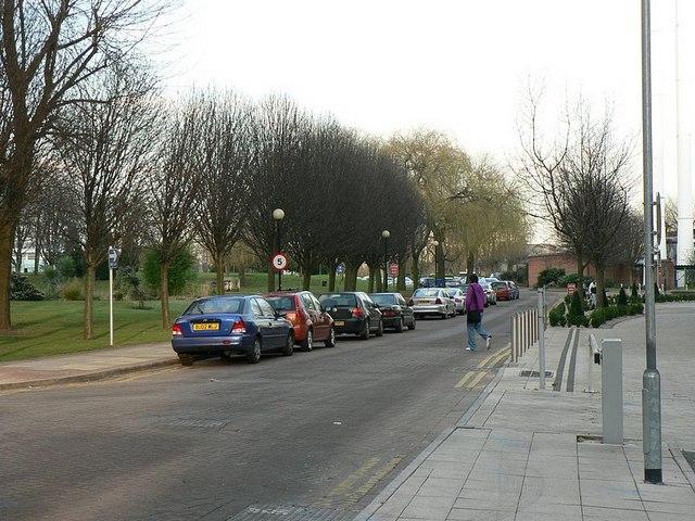 Coleshill Street