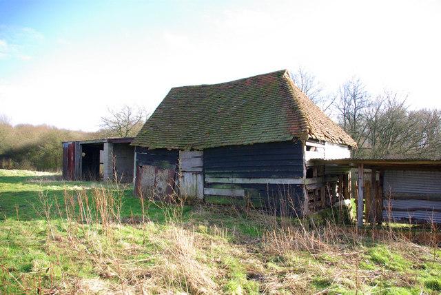 Barn, Sparrwood Farm