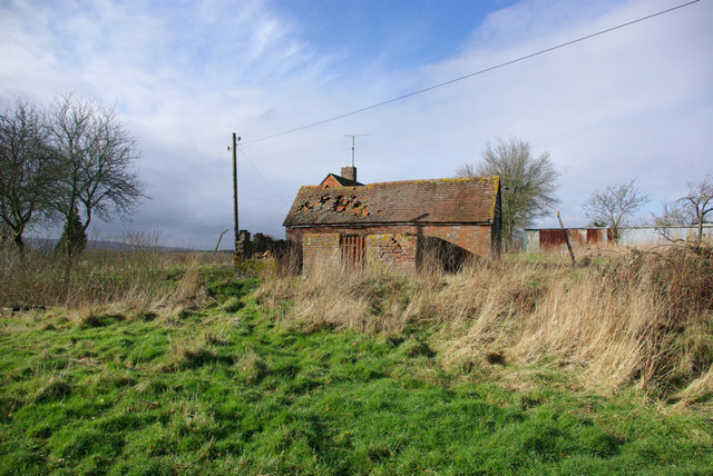 Old Pigsty, Sparrwood Farm