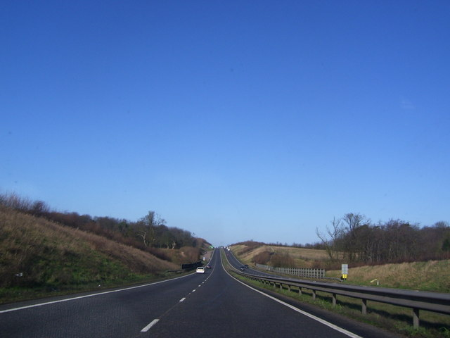 A41 near Hemel Hempstead