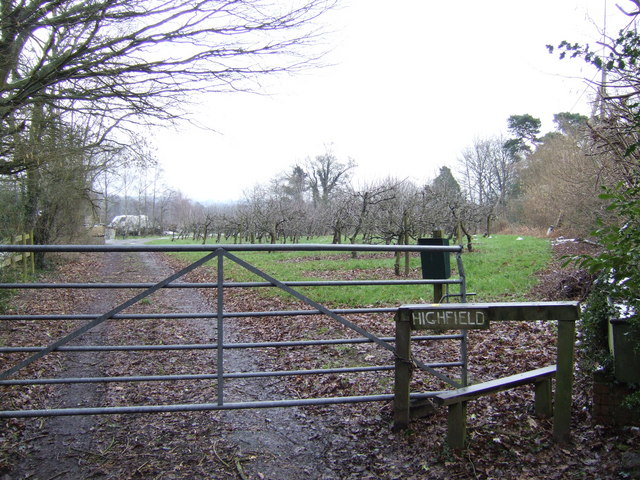 Footpath to Stonehouse