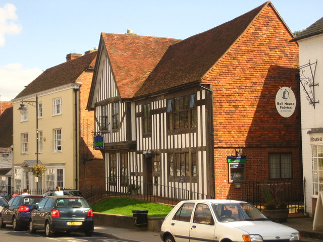 Lloyds Bank, Woodside, High Street, Cranbrook, Kent