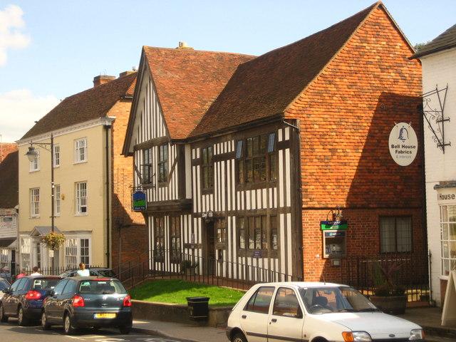 Lloyds Bank, Woodside, High Street, Cranbrook, Kent