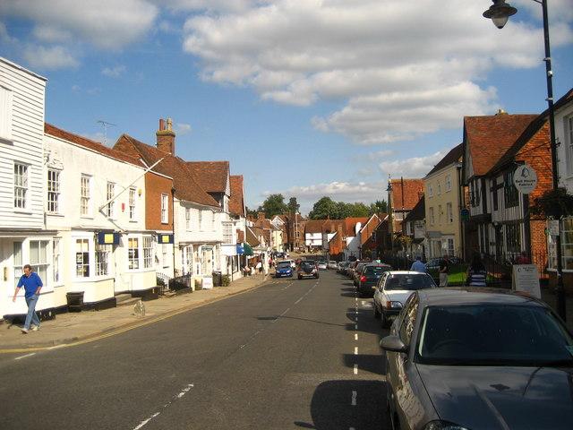 High Street, Cranbrook