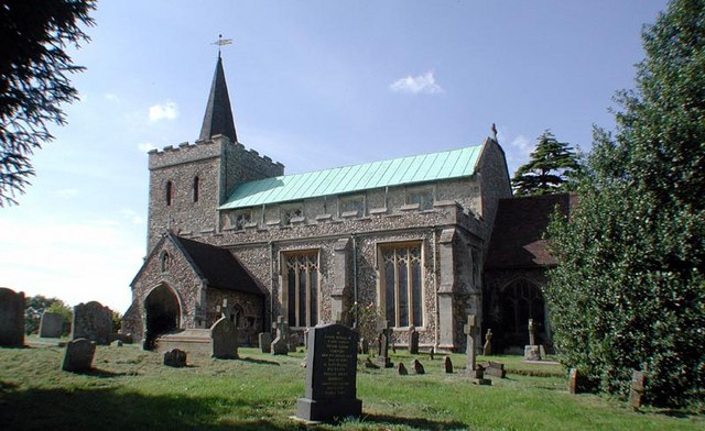 St Mary the Virgin, Great Bardfield, Essex