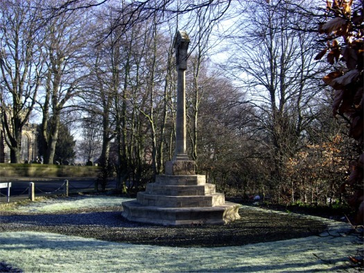 War memorial, Sefton village