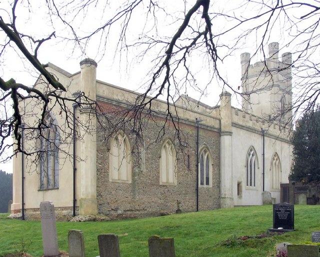 St Mary & All Saints, Rivenhall, Essex