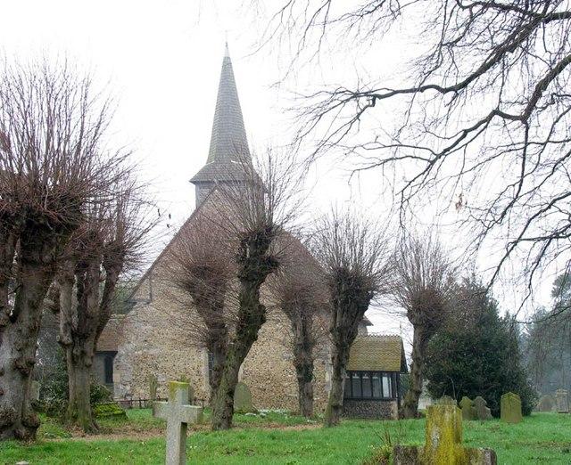 All Saints, Cressing, Essex