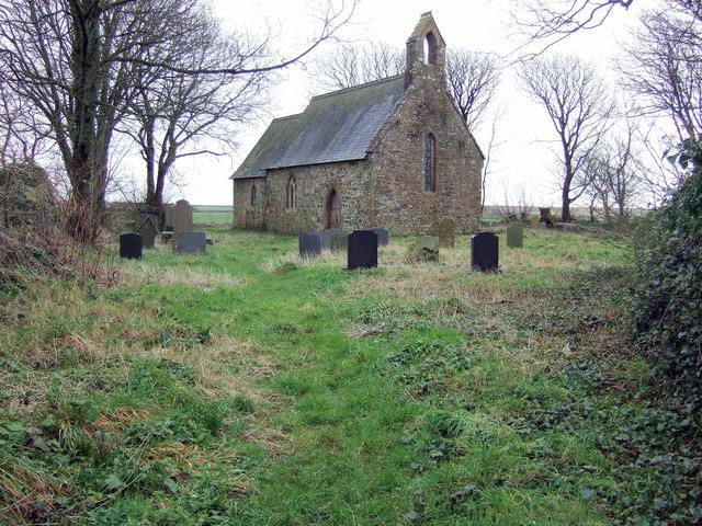 Llanreithan church