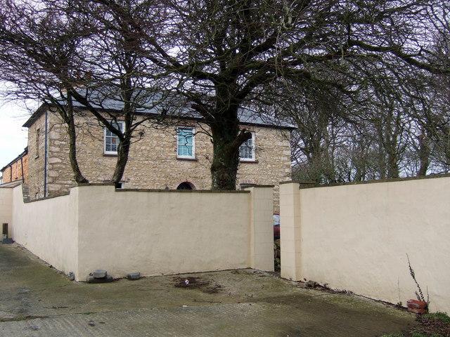 Llanreithan House