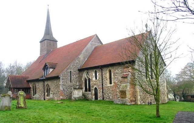 Church, White Notley, Essex