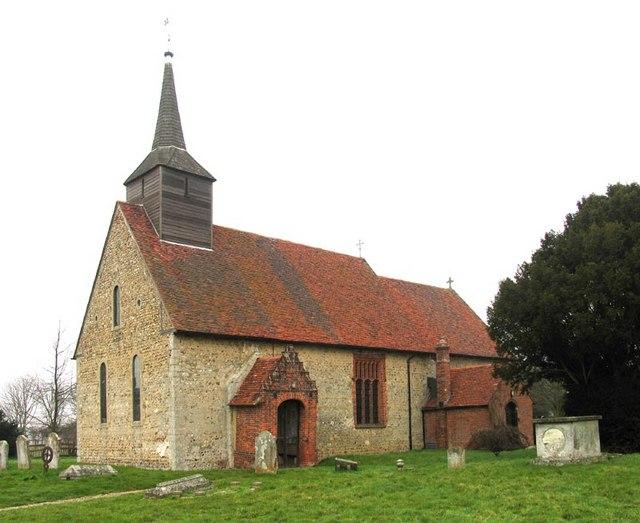 St Germans, Faulkbourne, Essex