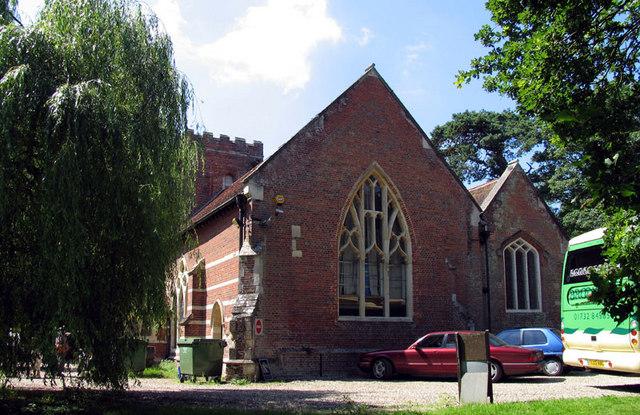 St Michael & All Angels, Berechurch, Essex