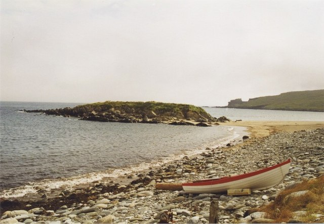 The Taing, Norwick, Unst