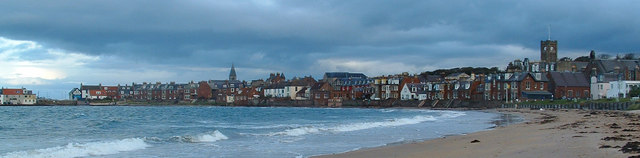 North Berwick From The West Beach