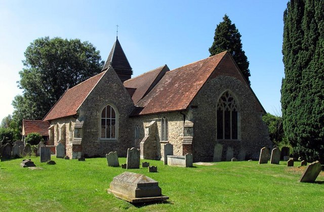 St Mary, West Bergholt, Essex