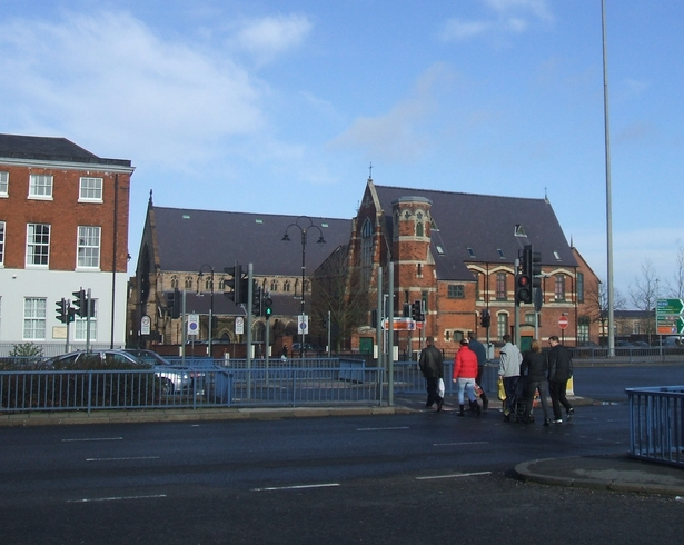 St Mary and St John Church and School