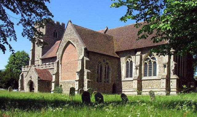 St Michael, Great Sampford, Essex