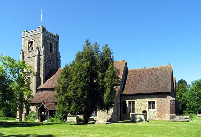St Andrew, Hempstead, Essex