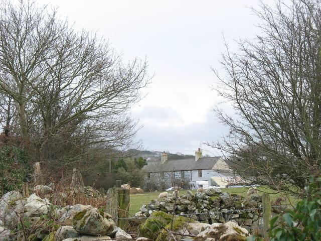 Tyddyn Rhyddid - a renovated former farmhouse