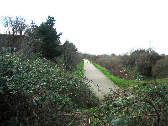 Eastway Cycle Circuit Jan 2007