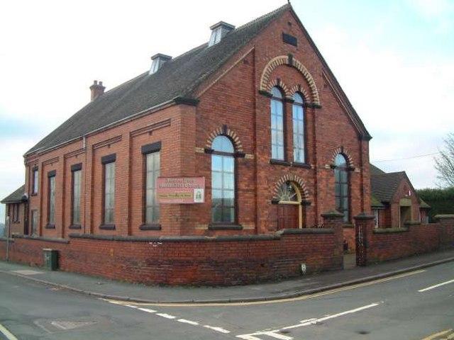 Fenton Park Methodist Church