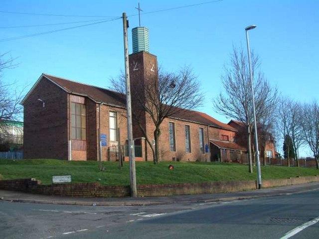 St. Stephens Church, Bentilee