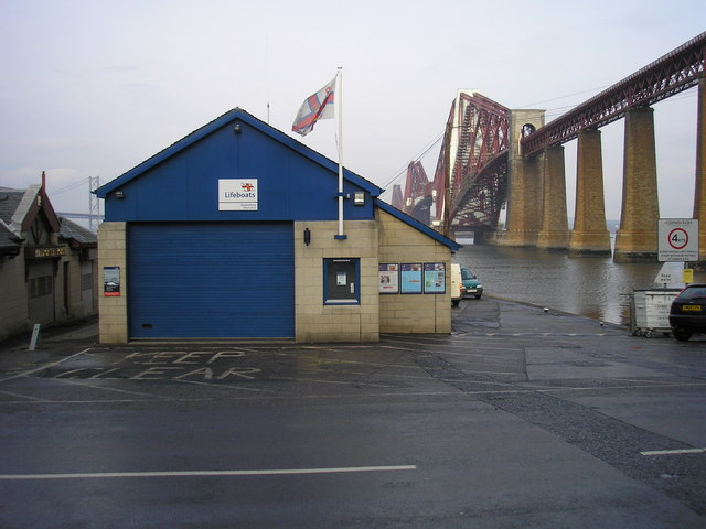 South Queensferry Lifeboat Station