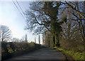 SJ7573 : Freegreen Lane (2) by Marcus Hargis