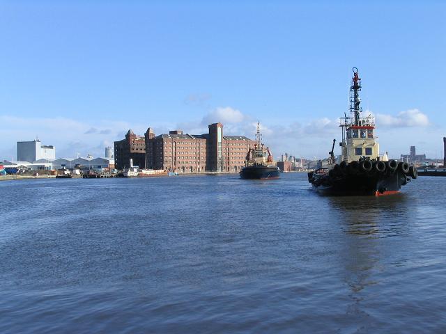 East Float Dock, Wallasey