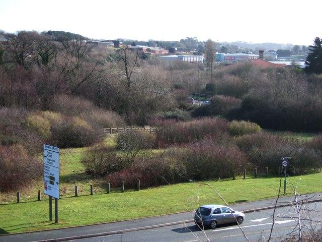 View near Browns Bridge