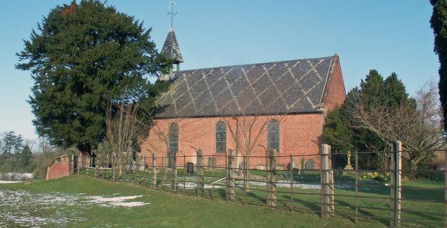Petton Church