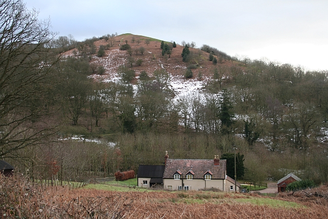 Ragged Stone Hill and Westfields