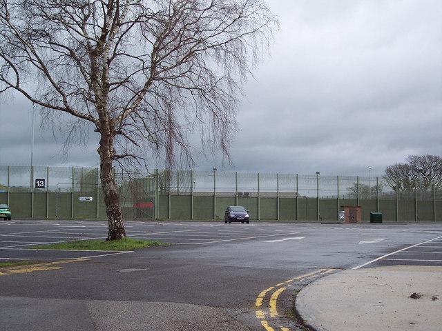 HM Prison Guy's Marsh