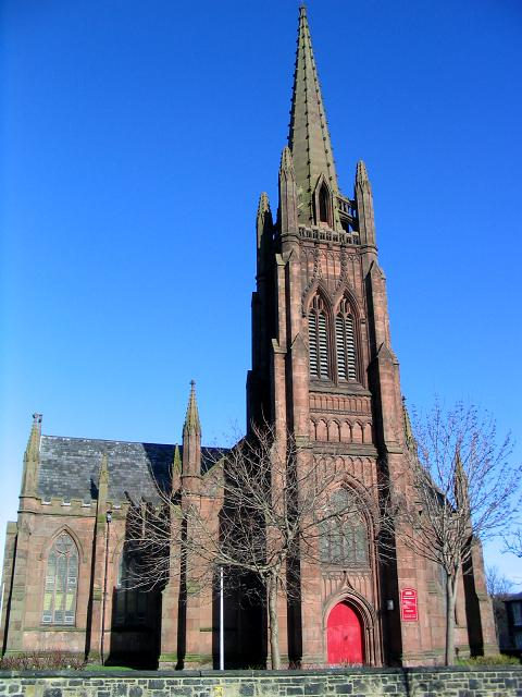 Christ the King Church, Beckwith Street