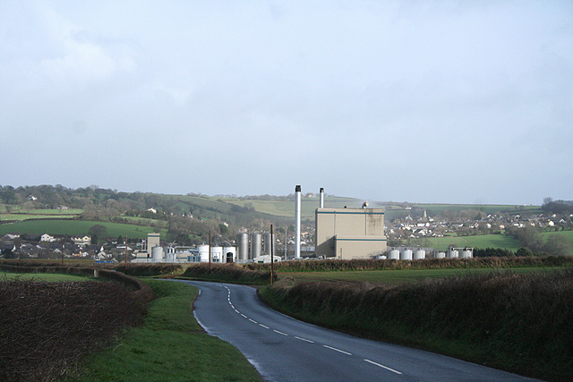 North Tawton: Taw Valley Creamery