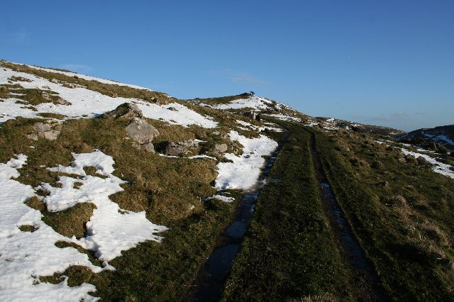 Above Thirkelow Farm