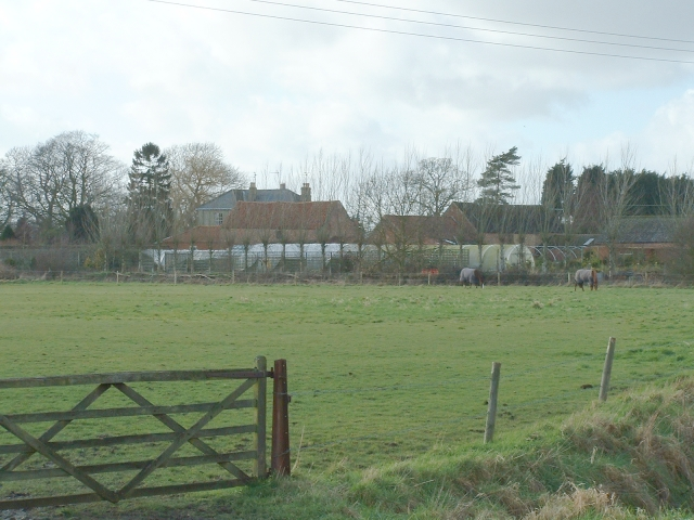 Priory Farm, West Walton