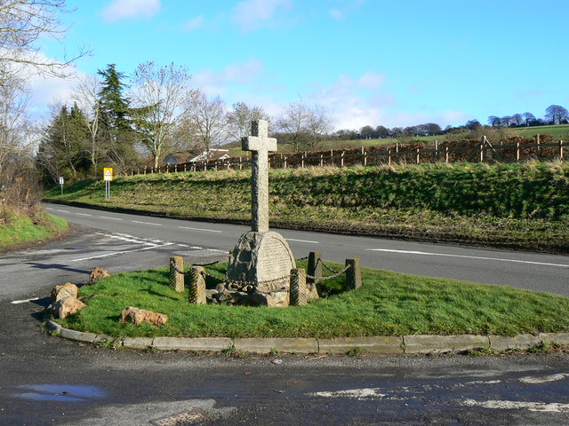 War memorial, Ogbourne St Andrew, near Marlborough