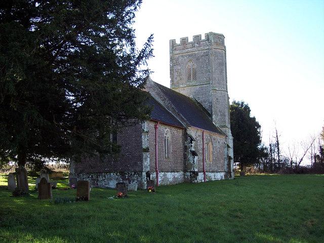 St Margaret's Church, Margaret Marsh
