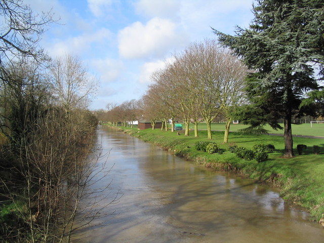 Canal next to Egerton Park