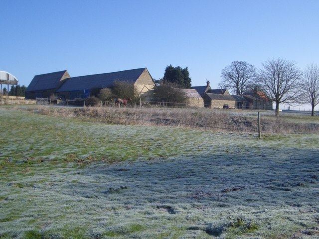 Harrold Lodge Farm